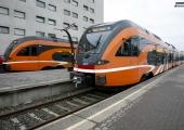 Aas: eesmärk on raudtee kiiruse kasvatamine 160 kilomeetrini tunnis