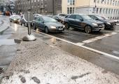 Talvised teeolud nõuavad ettevaatlikkust liiklemisel