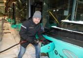 VIDEO! Baltikumi suurimas gaasitanklas alustatakse pealinna keskkonnasõbralike busside tankimisega