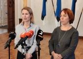 VIDEO! Koalitsiooniläbirääkijad: julgeoleku ja välispoliitika teemadel meil eriarvamusi ei ole