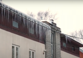 Juristi nõuanne: puhastage katused lumest ja räästad jääst