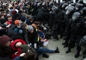 Venemaal on meeleavaldustel kinni võetud üle tuhande Navalnõi toetaja