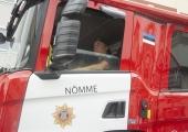 Tartus puhkes üliõpilaselamus väike tulekahju