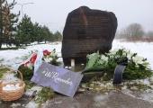 GALERII JA VIDEO! Lasnamäel mälestati holokaustiohvreid