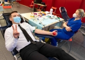 VIDEO JA FOTOD! Lindakivi Kultuurikeskuses loovutati verd