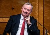 Riigikogu aseesimees Siim Kallas teatas tagasiastumisest