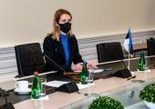 VAATA OTSE KELL 12: Kaja Kallase valitsuse esimene pressikonverents