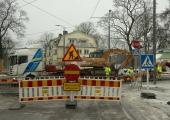 Poska tänava remont toob muudatusi Tallinna liikluses
