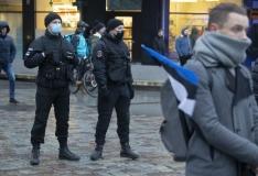 Laupäeval toimub Tallinnas meeleavaldus Navalnõi toetuseks