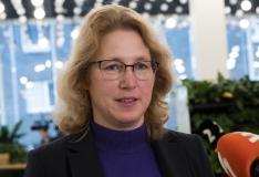 Krista Fischer: me ei soovita piiranguid leevendada ega karmistada