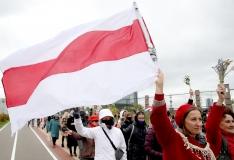 Eestisse tuleb Valgevene opositsiooni esindaja Tsihhanovskaja