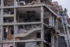 Madridi korrusmaja plahvatuses hukkus vähemalt kaks inimest