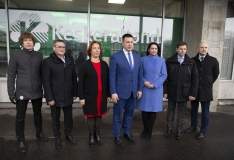VIDEO JA GALERII! Ratas: Keskerakonna ministrikandidaadid on end tõestanud tugevate tegijatena