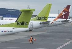 Air Balticu Eesti reisijate arv vähenes mullu 67 protsenti