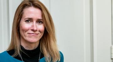 VAATA OTSE: Kaja Kallas küsib riigikogult luba moodustada valitsus