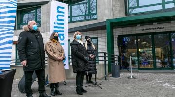 VIDEO JA FOTOD! Põhja-Tallinnas avati kõigi mugavustega seenioride maja