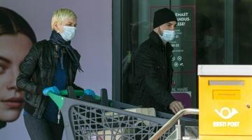 Siseminister: kaubanduskeskuste turvatöötajatel on õigus maskikandmist kontrollida