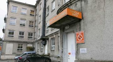 Lääne-Tallinna keskhaigla: koroonaosakonnad ei seisa tühjalt