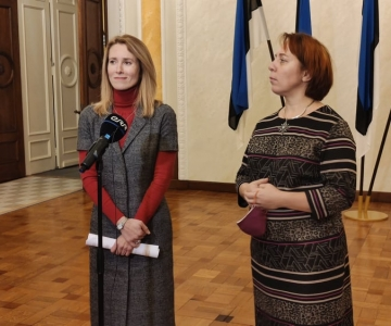 VIDEO! Kallas koalitsioonikõnelustest: maksude osas tulime Keskerakonnaga keskpõrandale kokku