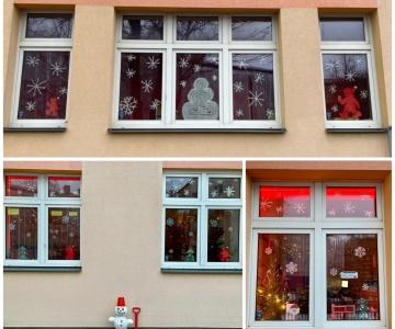 Selgunud on Lasnamäe jõuluakende konkursi võitjad