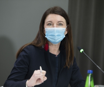 VIDEO! Öpik: ka haiguse läbi põdenud ja vaktsineeritud inimesed peavad kandma maski
