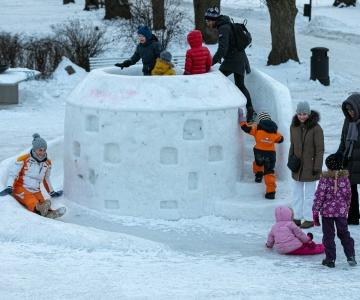 VIDEO JA FOTOD! Tallinnas sai valmis lumelinn