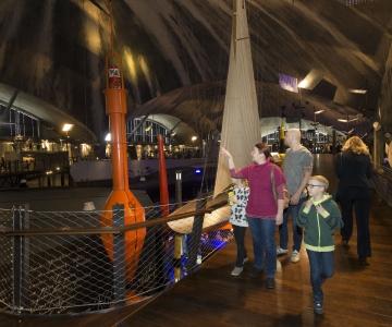 VIDEO JA GALERII! Lennusadama muuseumiööl kasutas ööbimisvõimalust 70 inimest