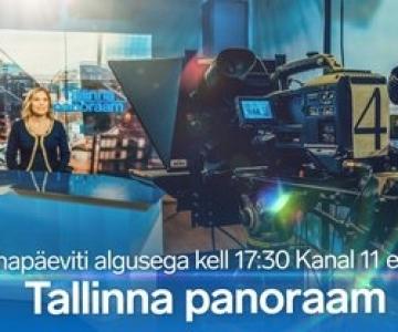 Täna kanal 11-s kell 17.30! Tallinna panoraamis räägitakse vaktsineerimise tõhustamisest ja Rävala puiestee arengust
