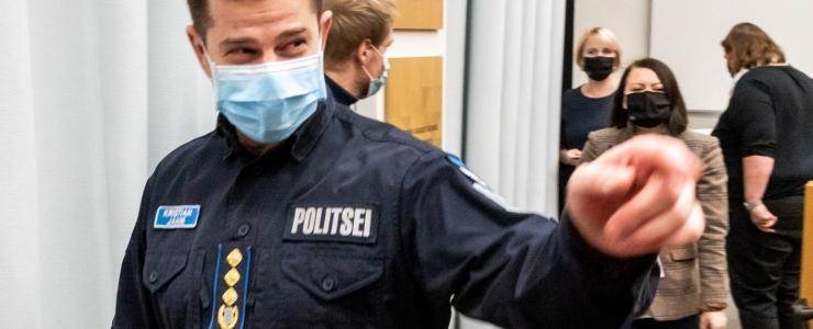 Tulevane siseminister Kristian Jaani: olulised väljakutsed on viiruspandeemia, idapiiri väljaehitamine ja eesliinitöötajate väärtustamine