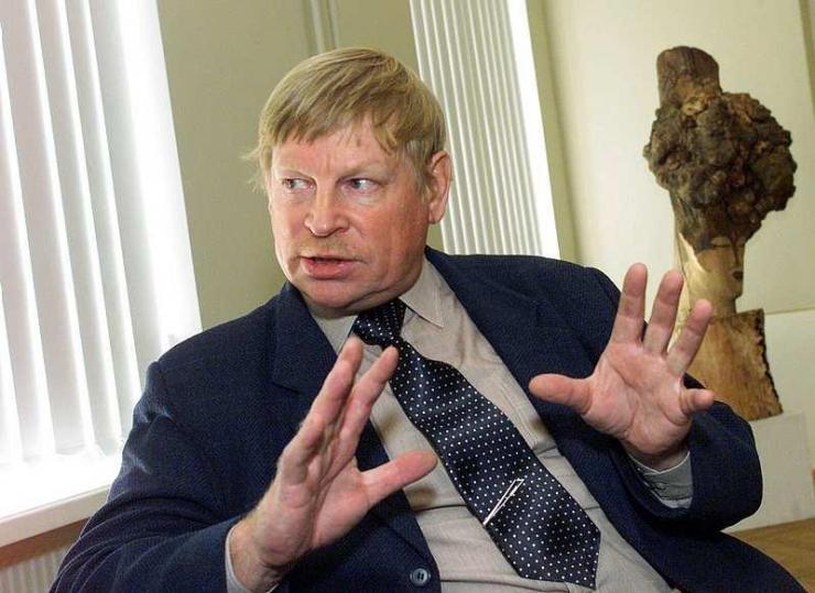 Tallinna Kultuurikatel juhiks valiti Väino Sarnet