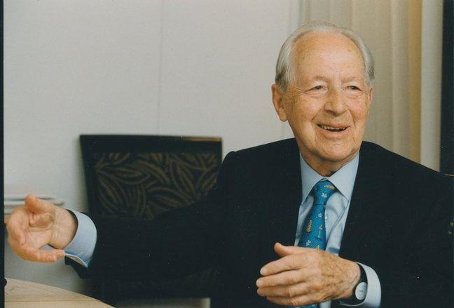 Legendaarne ja salapärane Heldur Tõnisson, endine Postimehe suuromanik, sai 102 aastaseks
