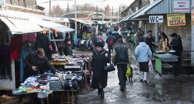 Tammemägi: Balti jaama turg ja ootesaal tuleks ärimeestel taastada