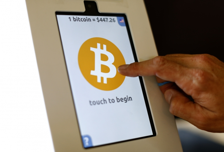 Tallinnas käivitus automaatne bitcoinide ostu terminal