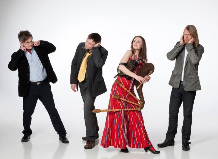 Talvejazzil kõlab Triinu Tauli saamilik muusika