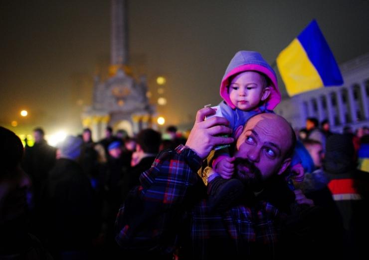 Heategevusoksjoniga koguti Ukraina heaks ligi 12 000 eurot