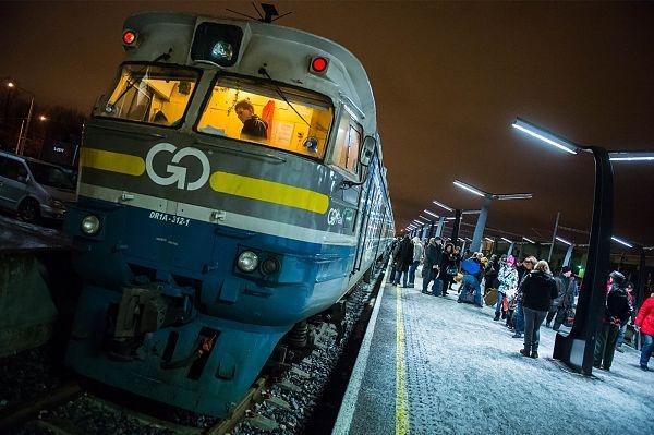 Peterburi rongiliini taastamine võib võtta viis aastat
