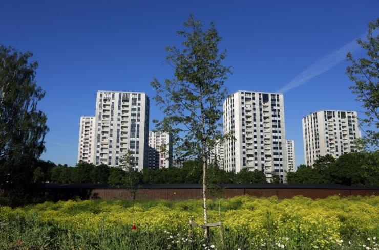 INTERAKTIIVNE KAART: Tallinn ujutatakse üle tuhandete uute korteritega