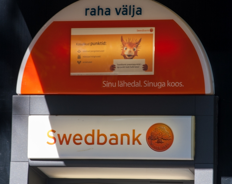 Swedbank hüvitab Rootsis klientidele maksetõrked