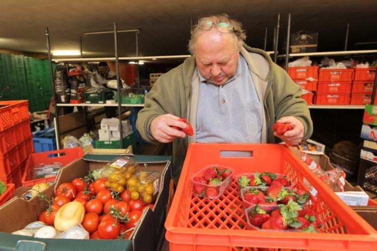 Seadus peab Eestis toidu äraviskamise keelustama