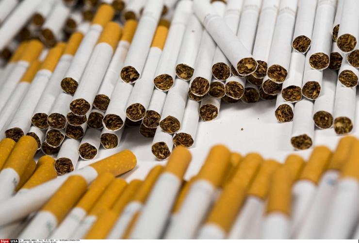 KASUM TERVISE ARVELT: Philip Morris teenis teises kvartalis 1,89 miljardit dollarit kasumit