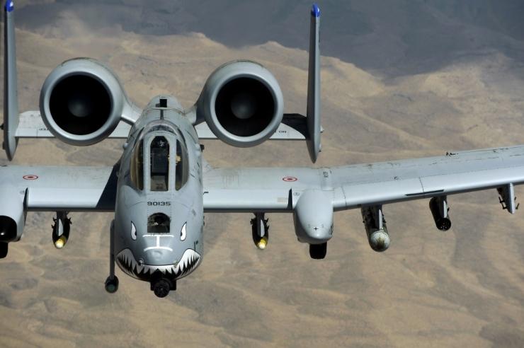 Ühisharjutusest võtab osa üle 300 USA õhuväelase