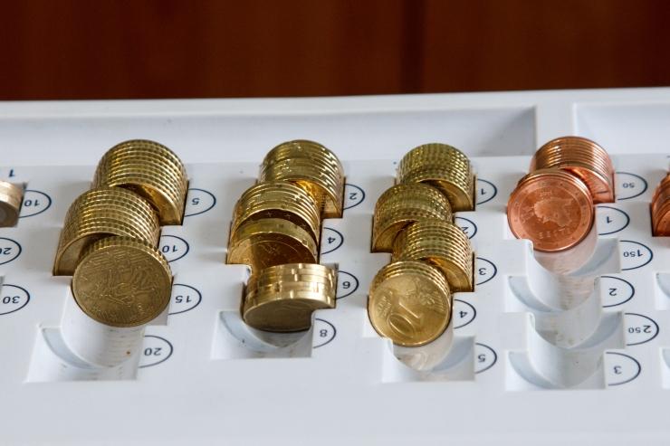 Ringlusse jõuab uue kujundusega 2-eurone münt