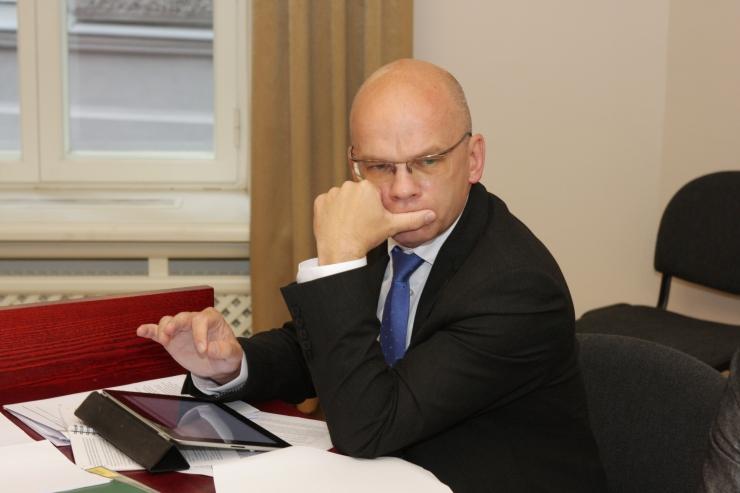 Uuring: Eesti mõjukaim jurist on Allar Jõks