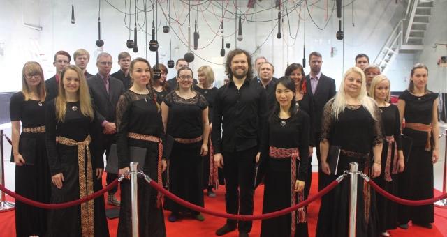 "Kammerkoor Collegium Musicale avab Bachi-festivali ""Jõuluoratooriumiga"""