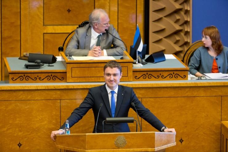 Taavi Rõivas end Estonian Airi pankrotis süüdi ei tunnista