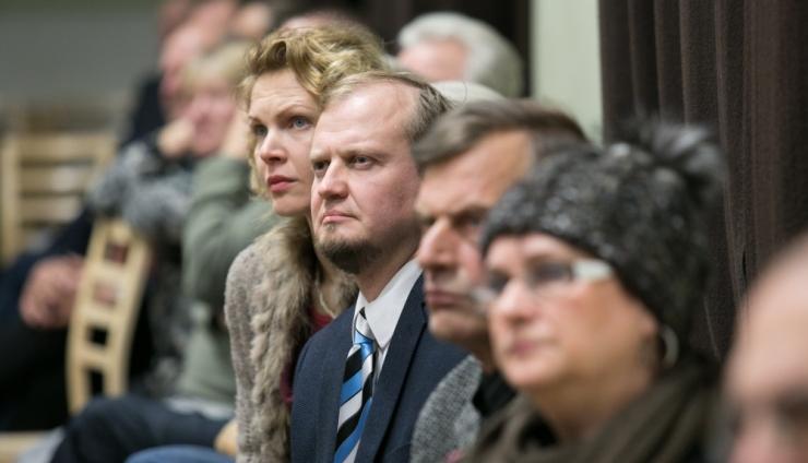Anti Poolamets: Siim Kallas presidendina on Eestile julgeolekurisk