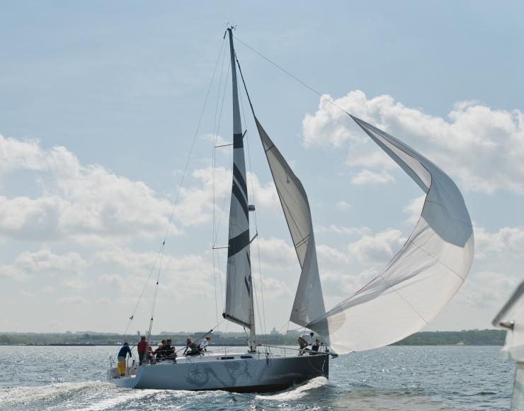 Merepäevadel võisteldakse Tallinn Race regatil neljas paadiklassis