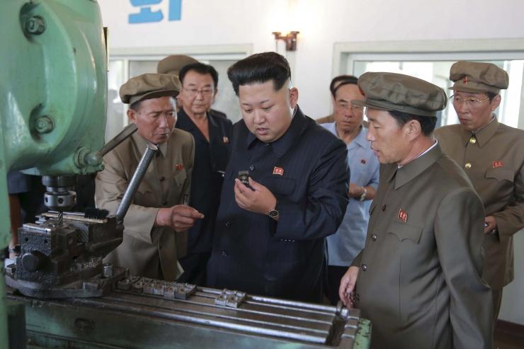Soul: Põhja-Korea majandus kahanes esmakordselt viie aasta jooksul