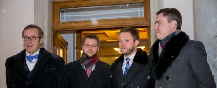Ahto Lobjakas poliitmaastikust: kuked kirevad, midagi ei juhtu