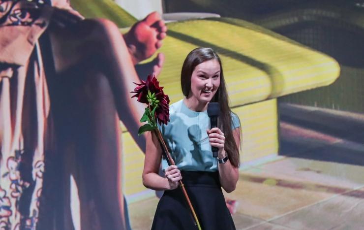 FOTOD GALALT! Kuldnõela võitnud Lilli Jahilo: aastaringne kehv suusailm mõjutab eestimaalaste riietust